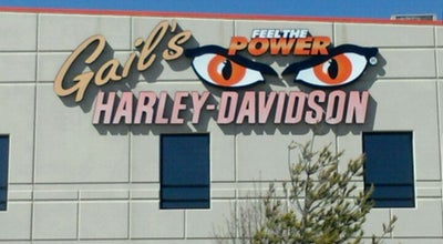 Photo of Motorcycle Shop Gail's Harley-Davidson at 5900 E State Route 150, Grandview, MO 64030, United States