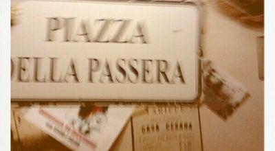 Photo of Italian Restaurant Osteria Tripperia Magazzino at Piazza Della Passera 3, Firenze 50125, Italy