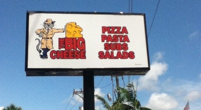 Photo of Italian Restaurant The Big Cheese of Miami at 8080 Sw 67th Ave, Miami, FL 33143, United States