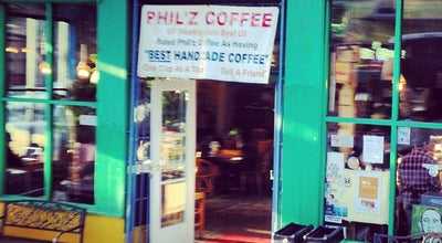 Photo of Cafe Philz Coffee at 3101 24th St, San Francisco, CA 94110, United States