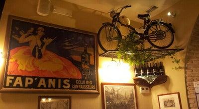 Photo of Steakhouse L'Isola della Pizza at Via Degli Scipioni 45, Rome 00192, Italy