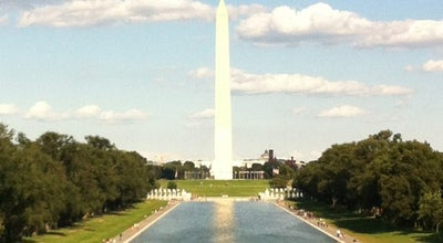 Photo of Monument / Landmark Lincoln Memorial Reflecting Pool at W Potomac Park, Washington, DC 20245, United States