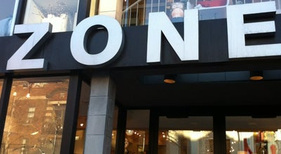 Photo of Furniture / Home Store Zone at 4246 Rue St-denis, Montreal, QC H2J 2K8, Canada