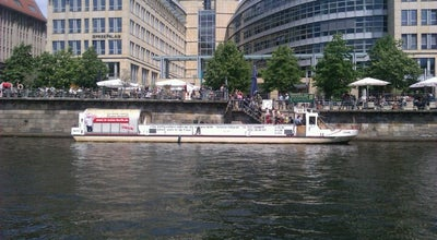 "Photo of Pier Schiffsanleger ""Berliner Dom"" at Spreepromenade, Berlin 10178, Germany"