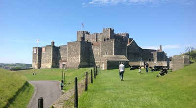 Photo of Castle Dover Castle at Harold's Rd, Dover CT16 1HU, United Kingdom