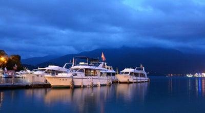 Photo of Lake 日月潭 Sun Moon Lake at 魚池鄉, 南投縣, Taiwan