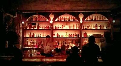Photo of Restaurant Apotheke at 9 Doyers St, New York, NY 10013, United States