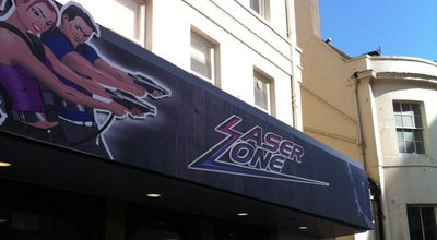 Photo of Laser Tag Laser Zone at 76 West St, Brighton BN1 2RA, United Kingdom