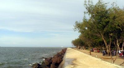 Photo of Beach Pantai Marina at Jalan Yos Sudarso, Semarang, Indonesia