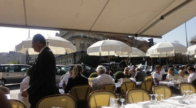 Photo of French Restaurant Le Flandrin at 4 Place Tattegrain, Paris 75116, France