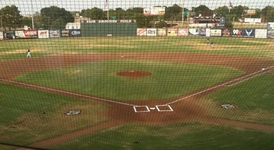 Photo of Baseball Field Fair Grounds Field at 2901 Pershing Blvd, Shreveport, LA 71109, United States