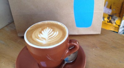 Photo of Cafe Blue Bottle Cafe at 315 Linden St., San Francisco, CA 94102, United States