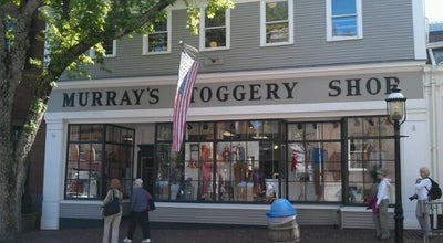 Photo of Clothing Store Murrays Toggery Shop at Main St, Nantucket, MA 02554, United States