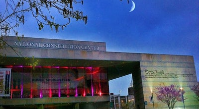 Photo of History Museum National Constitution Center at 525 Arch St, Philadelphia, PA 19106, United States