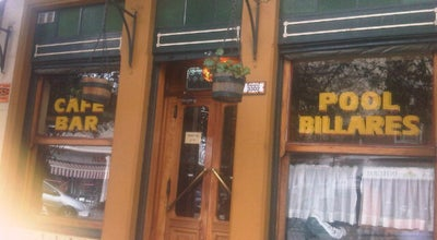 Photo of Pizza Place Cafe de Garcia at Sanabria 3302, Buenos Aires 1417, Argentina
