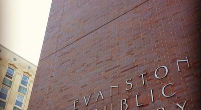 Photo of Other Venue Evanston Public Library at 1703 Orrington Ave, Evanston, IL 60201