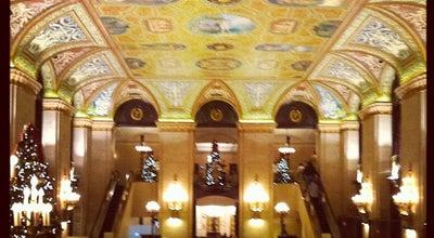 Photo of Hotel Palmer House a Hilton Hotel at 17 E Monroe St, Chicago, IL 60603, United States