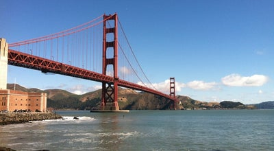Photo of Park Crissy Field at 1199 East Beach, San Francisco, CA 94129, United States