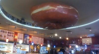 Photo of American Restaurant Happy Donuts at 3916 El Camino Real, Palo Alto, CA 94306, United States