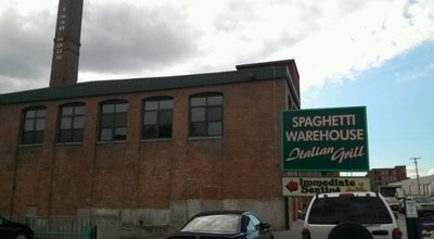Photo of Italian Restaurant Spaghetti Warehouse at 689 N Clinton St, Syracuse, NY 13204, United States