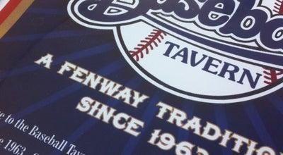 Photo of Nightclub Baseball Tavern at 1270 Boylston St, Boston, MA 02215, United States