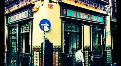 Photo of Bar El Rinconcillo at Gerona St. And 2 Calle Alhondiga 40, Seville 41003, Spain