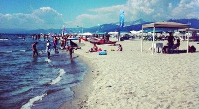 Photo of Beach Mare at Viareggio, Italy