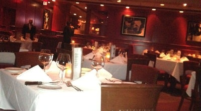 Photo of American Restaurant Fleming's Prime Steakhouse & Wine Bar at 1 W Exchange St, Providence, RI 02903, United States