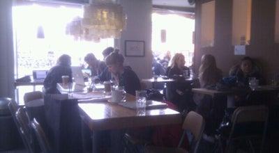 Photo of Cafe Kaffeplantagen at Skt. Hans Torv 3, Copenhagen 2200, Denmark
