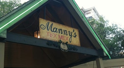 Photo of Mexican Restaurant Manny's Uptown at 3521 Oak Grove Ave, Dallas, TX 75204, United States