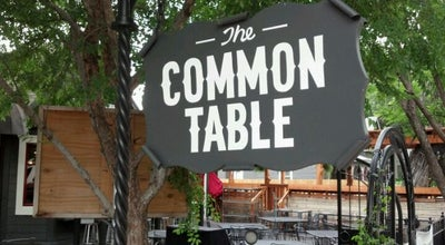 Photo of American Restaurant The Common Table at 2917 Fairmount St, Dallas, TX 75201, United States