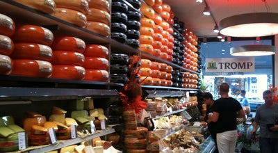 Photo of Cheese Shop Tromp Kaashuis at Elandsgracht 27, Amsterdam 1016TM, Netherlands