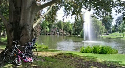 Photo of Park Parc de l'Orangerie at Parc De L'orangerie, Strasbourg 67000, France