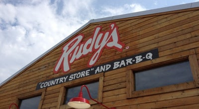 Photo of BBQ Joint Rudy's Country Store & BBQ at 1790 Central Expy N, Allen, TX 75013, United States