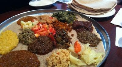 Photo of African Restaurant Dukem Ethiopian Market at 1114 U Street Northwest, Washington DC, DC 20009, United States