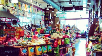 Photo of Candy Store Rocket Fizz at 123 N College Ave, Fort Collins, CO 80524, United States