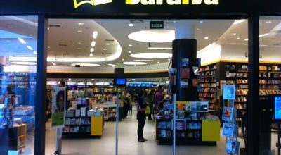 Photo of Bookstore Livraria Saraiva at Shopping Tamboré, Barueri 06460-030, Brazil