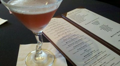 Photo of Restaurant Serendipity Martini Bar at 201 S College Ave, Bloomington, IN 47404, United States