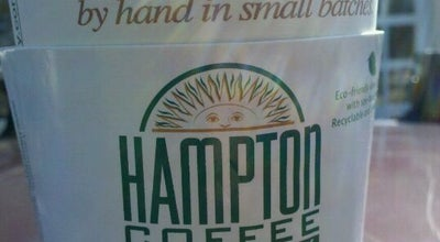 Photo of American Restaurant Hampton Coffee Company Espresso Bar & Cafe at 869 Montauk Hwy, Water Mill, NY 11976, United States