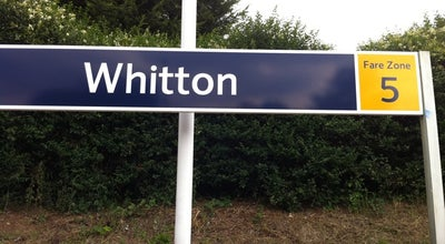 Photo of Train Station Whitton Railway Station (WTN) at High St, Whitton TW2 7LG, United Kingdom