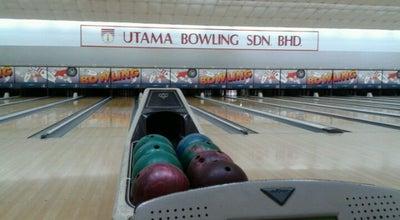 Photo of Bowling Alley Utama Bowling Center at Batu Satu, Brunei