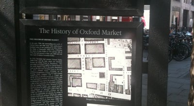 Photo of Plaza Oxford Market at Great Titchfield St, Westminster W1, United Kingdom