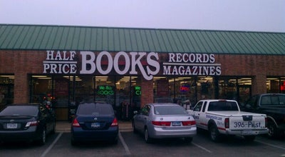 Photo of Used Bookstore Half Price Books at 2929 S Lamar Blvd, Austin, TX 78704, United States