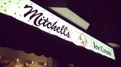 Photo of Restaurant Mitchell's Ice Cream at 688 San Jose Ave, San Francisco, CA 94110, United States