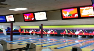 Photo of Bowling Alley Ozark Bowling Lanes at 2300 N College Ave, Fayetteville, AR 72703, United States