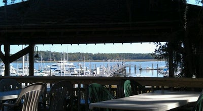 Photo of American Restaurant Back Porch Grill at 1 Landing Dr, Port Royal, SC 29935, United States