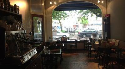 Photo of French Restaurant Cafe Madeleine at Valkenbosplein 10, The Hague 2563 CA, Netherlands