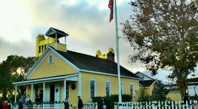Photo of Tourist Attraction Old Sacramento Schoolhouse Museum at 1200 Front St, Sacramento, CA 95814, United States