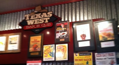 Photo of BBQ Joint Texas West Bar-B-Que at 1600 Fulton Ave, Sacramento, CA 95825, United States