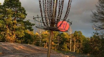 Photo of Disc Golf Meilahden frisbeegolfrata at Meilahdentie 2, Helsinki 00250, Finland